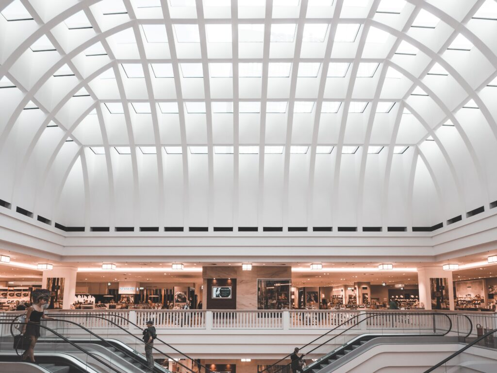 picture of a mall
